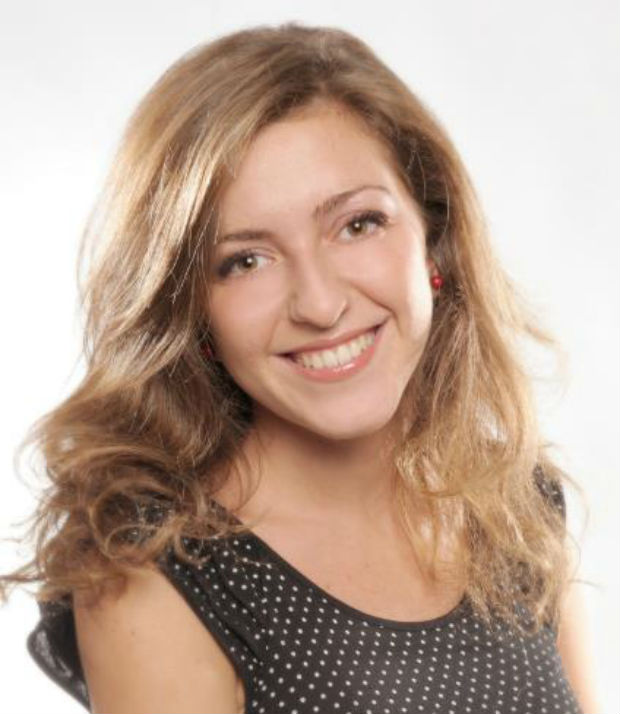 Alessia Bottone (Fonte foto: www.booksblog.it)