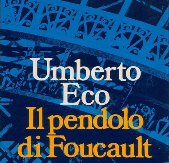 Il pendolo di Foucault cover