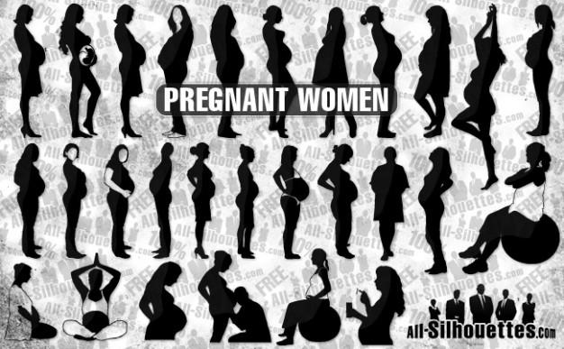 I modelli di gravidanza...e di maternità..non sono tutti uguali (it.freepick.com)