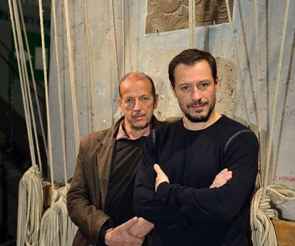 Stefano Accorsi in Decamerone – Vizi, Virtù, Passioni (fonte: marchetourismnetwork.it)