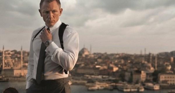 'Spectre', il nuovo film di James Bond è girato a Roma (fonte: leonardo.it)