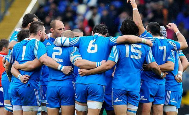 Rugby Sei Nazioni, l'Italia batte la Scozia per 22 a 19 (fonte: cinquequotidiano.it)