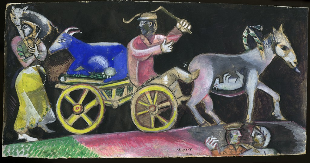 01_Chagall_The Cattle Dealer-studio-mostra-roma