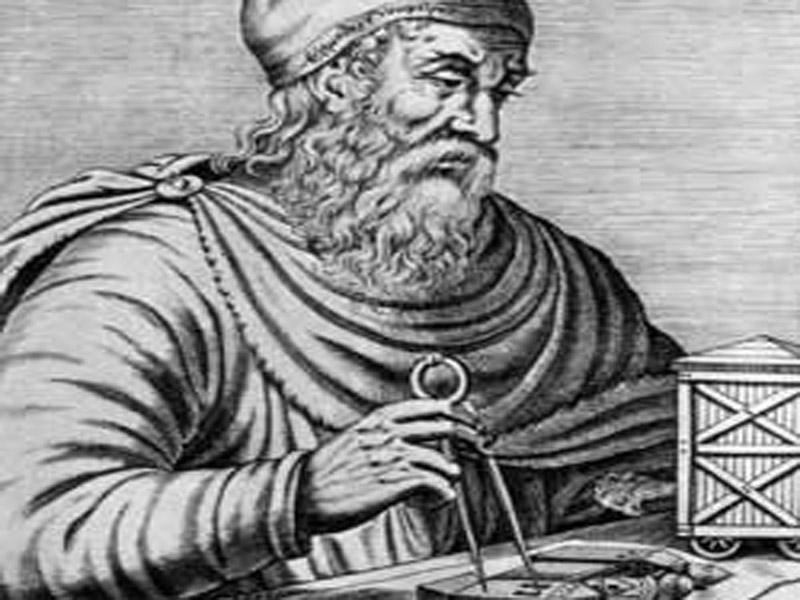 Si racconta che Archimede non fosse un matematico serio e noiso, ma spiritoso, ironico e divertente (Fonte foto: www.bergamosera.com)
