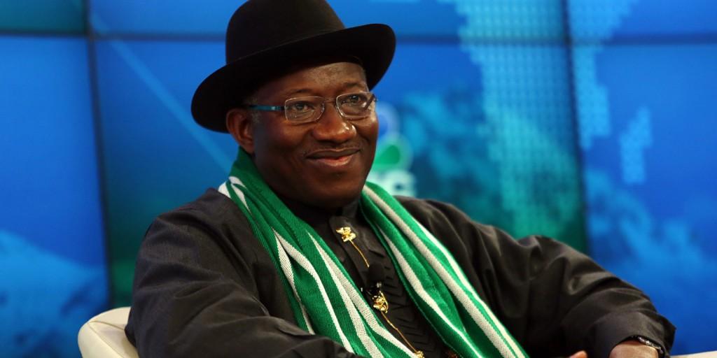 Goodluck Jonathan, presidente nigeriano (chronicle.co.zw)
