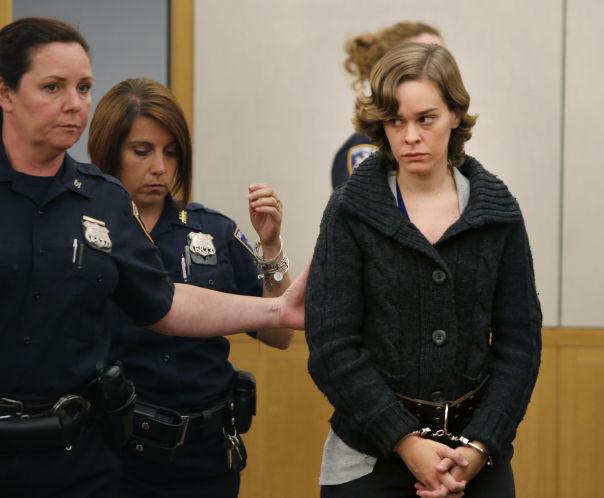 Lacey Spears è stata condannata a 25 anni di galera per aver assassinato suo figlio (Fonte foto: www.tampabay.com)