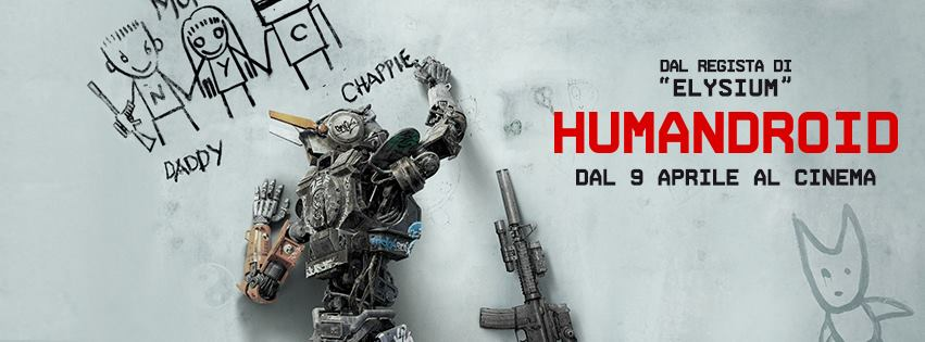 Humandroid poster