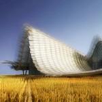 Il progetto del padiglione cinese per Expo 2015