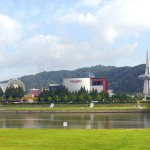Una panoramica dell''Expo Science Park come si presenta oggi a Daejeon