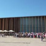 Il padiglione spagnolo ad Expo 2008 a Saragozza