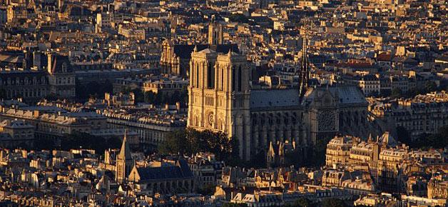 Veduta delle chiese di Parigi (www.nozio.it)