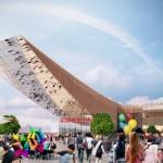 Il progetto del padiglione russo a Expo 2015