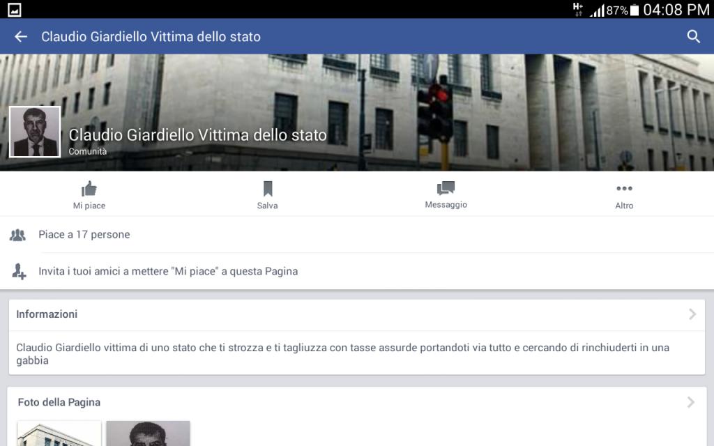 claudio-giardiello-pagine-facebook-sostegno-eroe-vittima