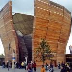 Il padiglione ungherese a Expo2000