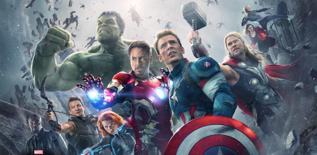 "Il poster di ""Avengers: Age of Ultron"""