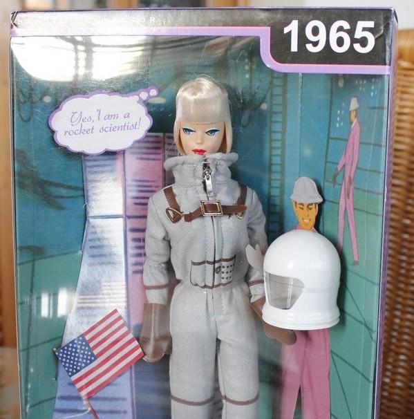 Barbie astronauta (fonte: pensandoenlasmuselinas.blogspot.it)