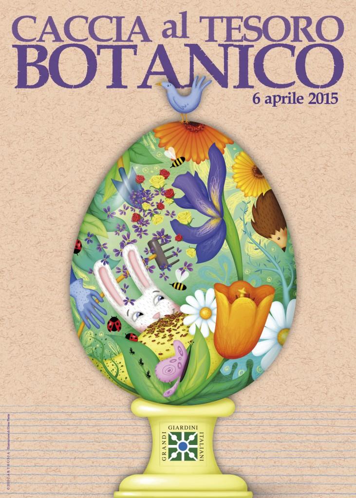 Caccia al tesoro botanico (www.oasizegna.com)