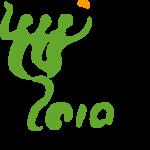 """Il logo di Expo 2010 è una rivisitazione del carattere 世 (shì. """"mondo""""). Il carattere è stato modificato in modo da raffigurare tre persone abbracciate insieme"""