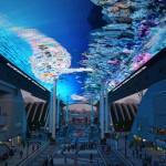 Il progetto del padiglione coreano a Yeosu 2012