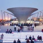 """Il progetto dell'""""Asse dell'Expo"""", vero e proprio cuore pulsante di Expo 2010"""