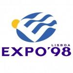 Il logo di Expo 1998, tenutosi a Lisbona
