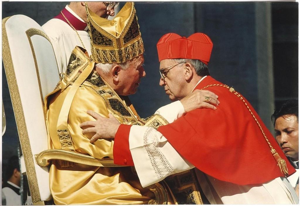 Giovanni Paolo II e il cardinale Bergoglio: un incrocio nella storia