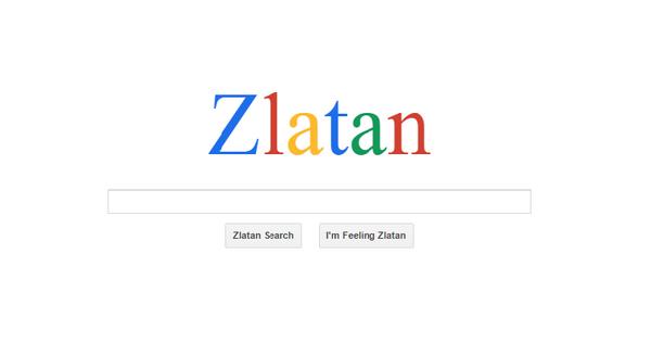 Zlatan, il motore di ricerca dedicato a Zlatan Ibrahimovic