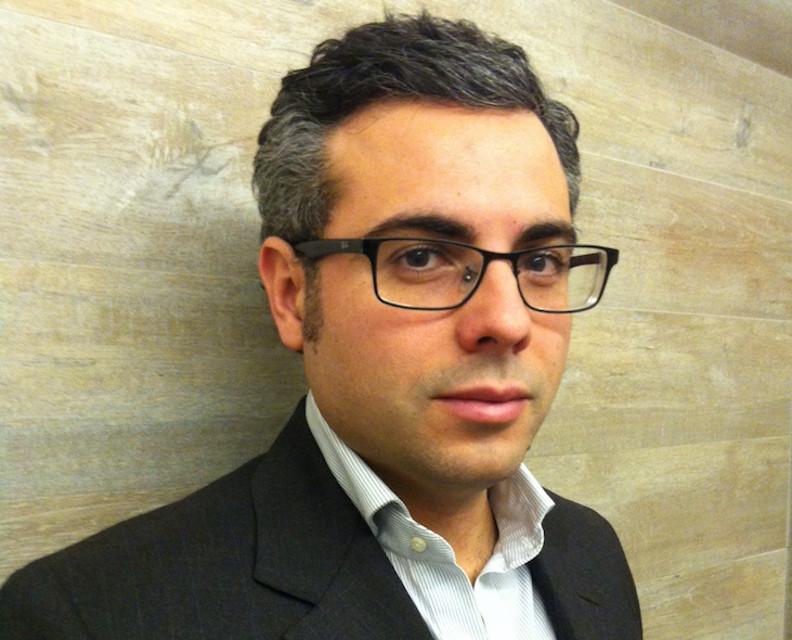 Giacomo Giannarelli, candidato Movimento 5 Stelle (www.firenzetoday.it)