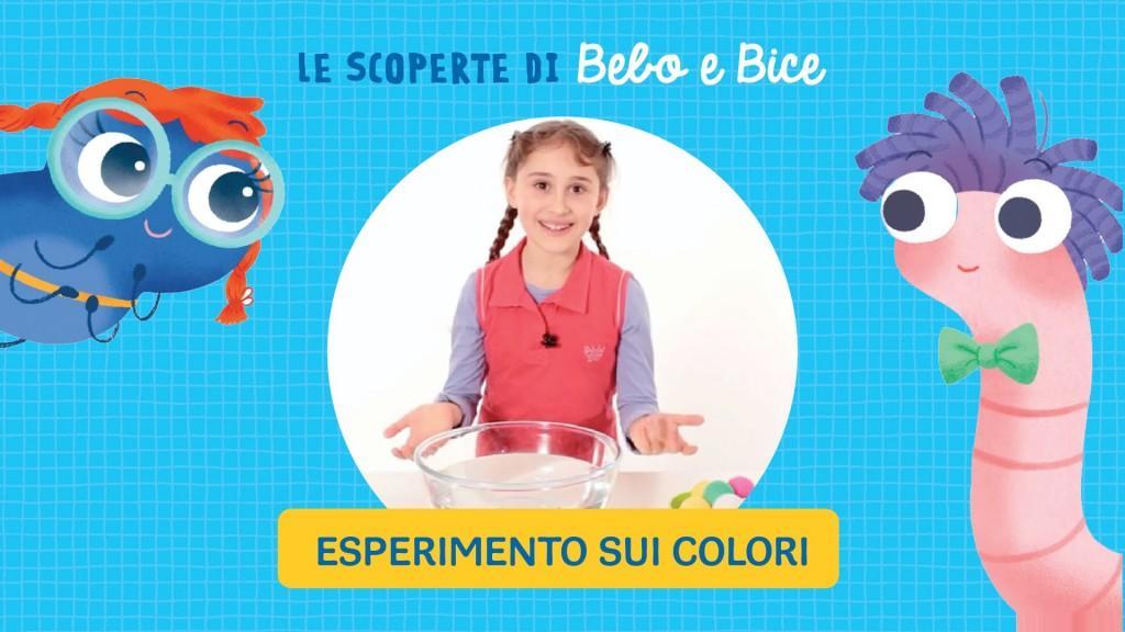 L'esperimento interattivo (www.youtube.com)