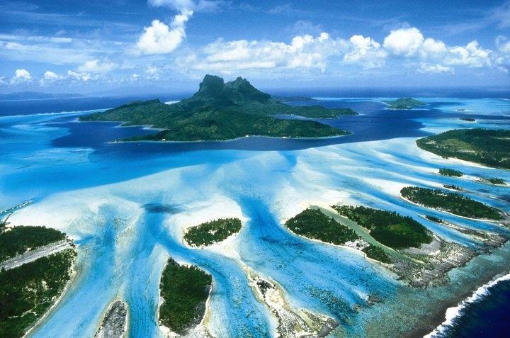 Bora Bora, Polinesia (www.gorgoniaviaggi.com)