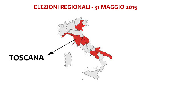 Il 31 maggio si vota anche in Toscana (www.si24.it)