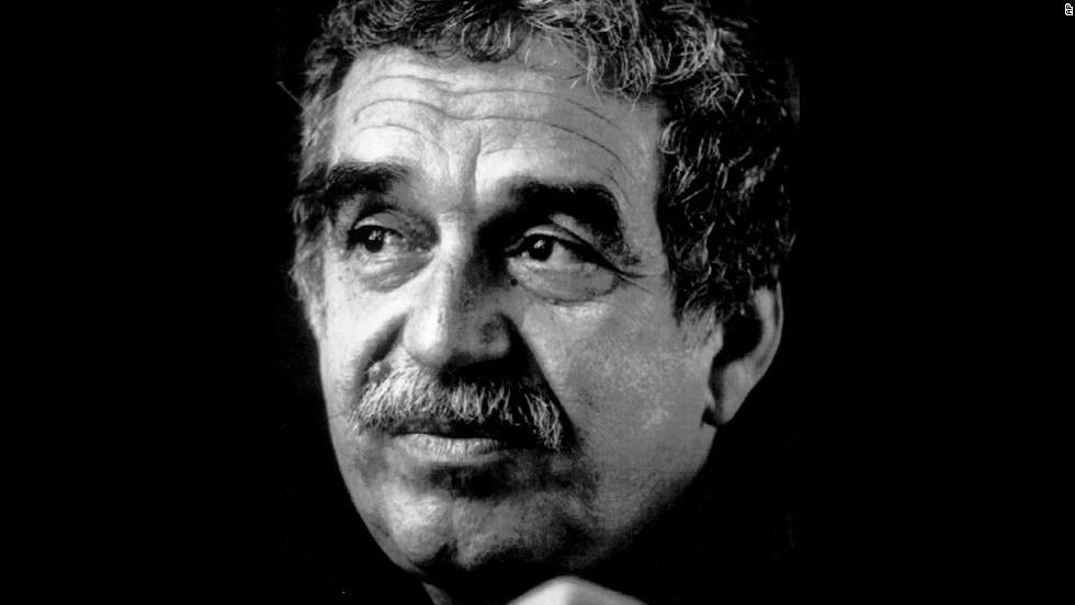 Gabriel Garcia Marquez (www.cnn.com)