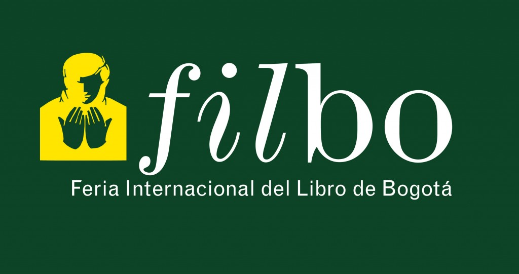 Il logo della Fiera del libro di Bogotà (www.es.investinbogota.org)