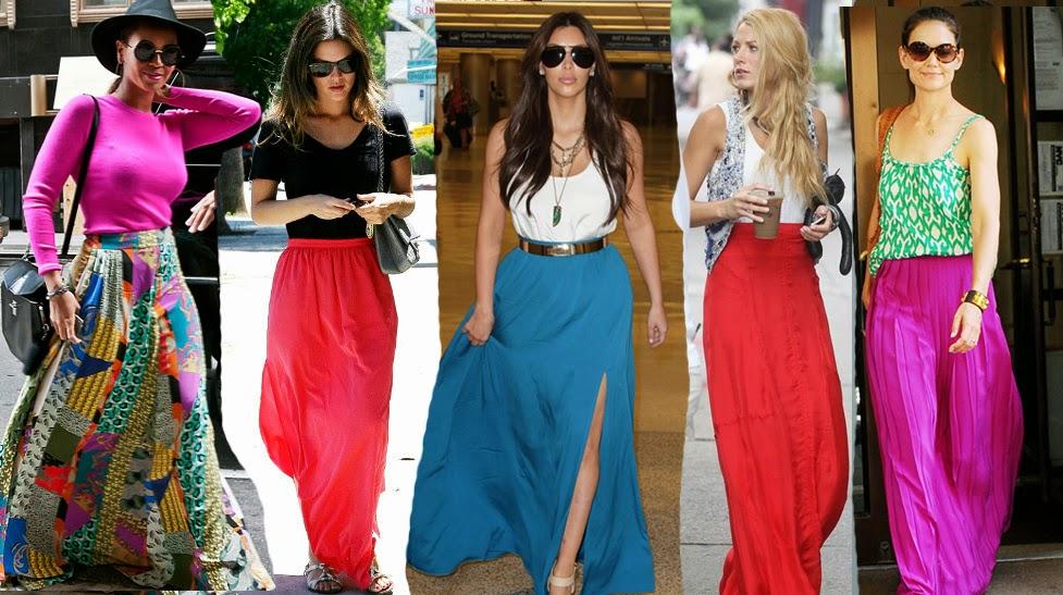 Long kirts