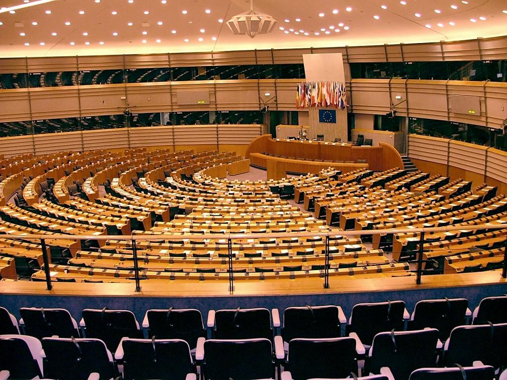 Una delle sedi del Parlamento Europeo, a Bruxelles
