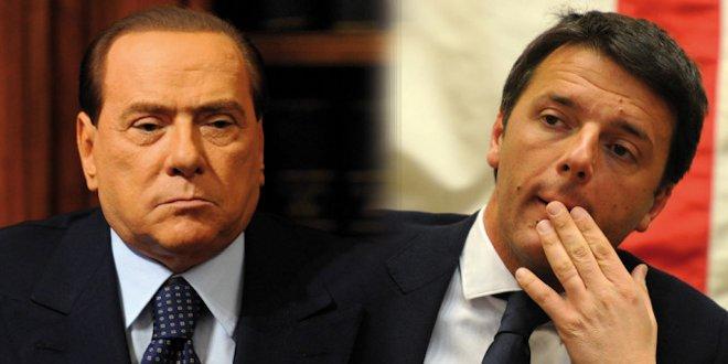 Berlusconi e Renzi: possibile accordo col Patto Nazareno-bis (investireoggi.it)