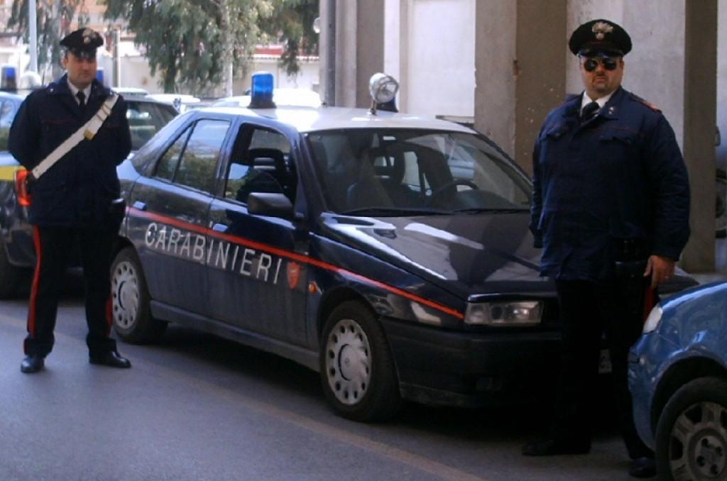 Carabinieri Napoli (www.telenuova.tv)