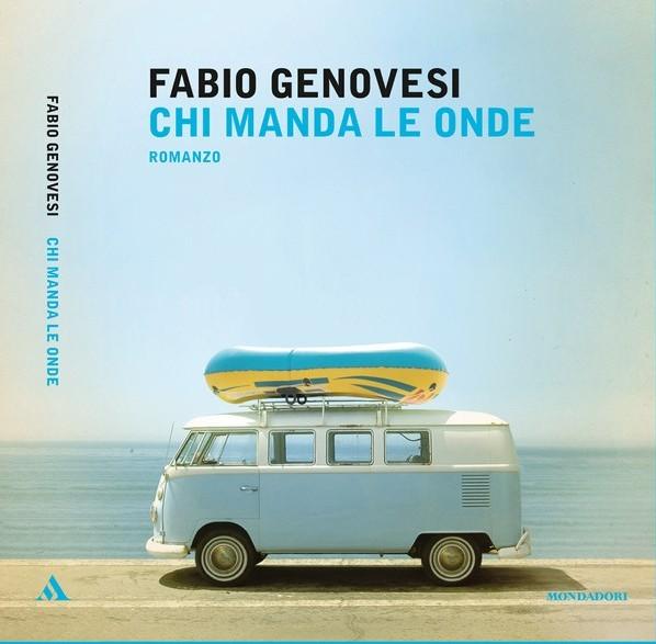 'Chi manda le onde' di Fabio Genovesi nella cinquina finale del Premio Strega 2015