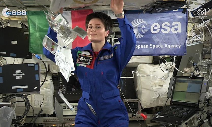 Samantha Cristoforetti (www.expo2015.org)