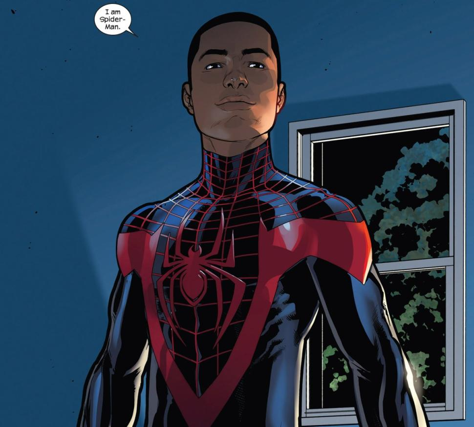 Miles Morales, ragazzo di origini afroamericane e portoricane diventerà il nuovo Spider-man (www.nydailynews.com)