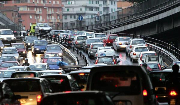 Traffico cittadino (www.ansamed.info)
