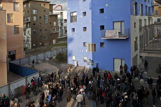 L'ex Moi di Torino (www.torino.repubblica.it)