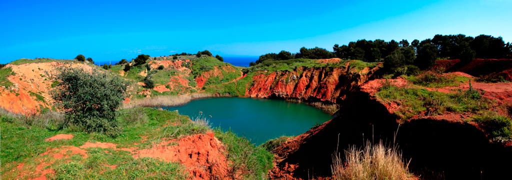 Cava di bauxite, Otranto_nelsalento