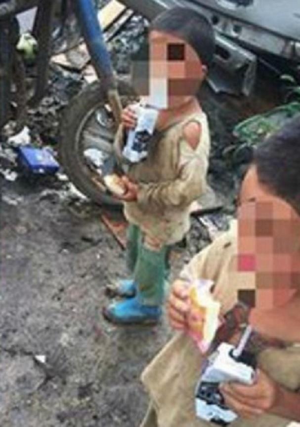 Le condizioni igienico-sanitarie dei due piccoli erano a dir poco disumane (blitzquotidiano.it)