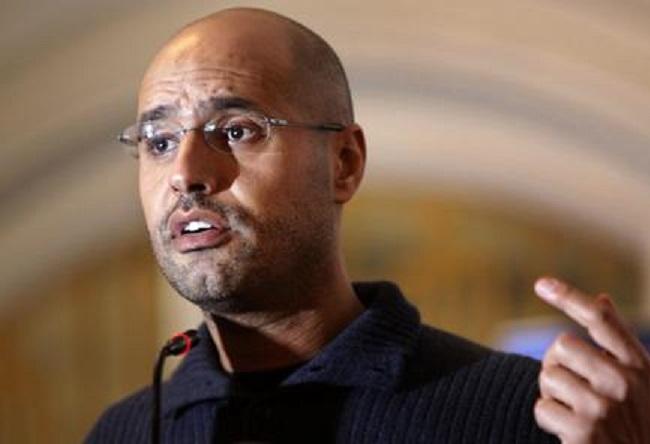 Saif Al-Islam Gheddafi (ansa.it)