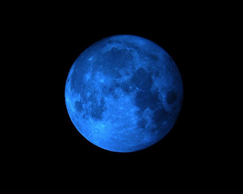 Manchester Blue Moon