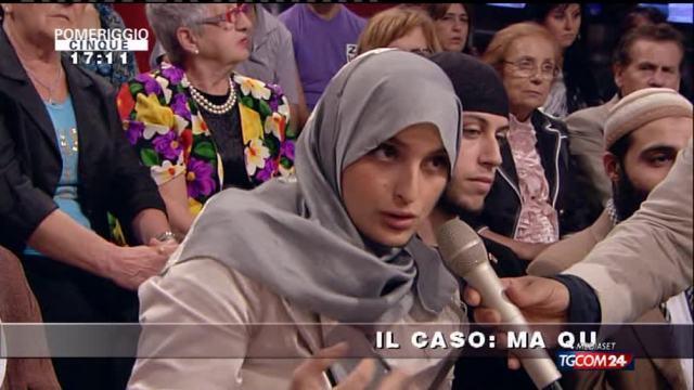 Maria Giulia Sergio, la jihadista di Torre del Greco partita per la Siria (www.tgcom24.mediaset.it)