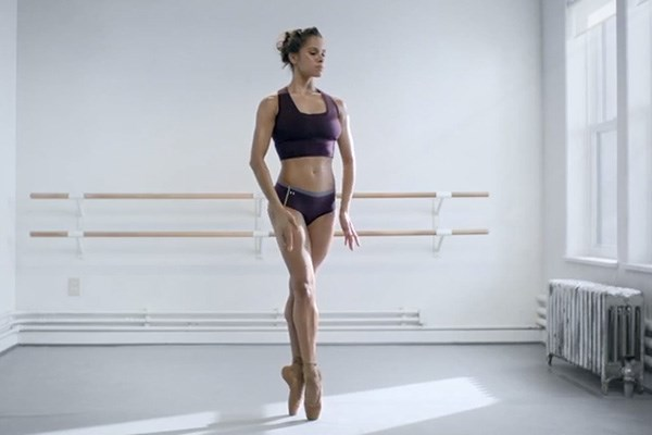 Misty Copeland (fonte: youtube.com)