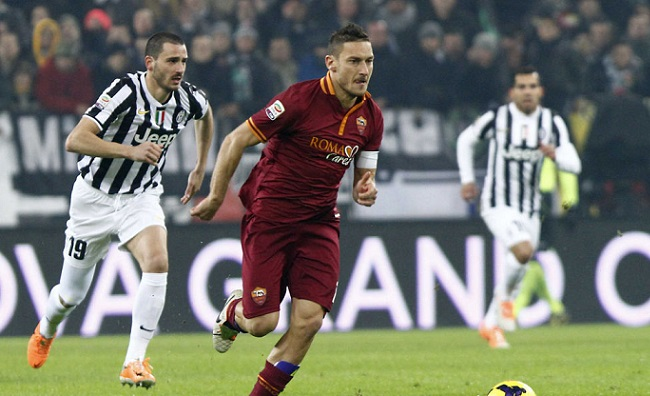 Francesco Torri in azione contro la Juventus. Alla seconda giornata è già sfida scudetto