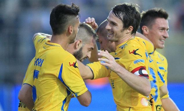 Il frosinone è al suo primo anno in Serie A (corrieredellosport.it)
